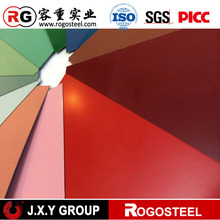 hot rolled steel various colors