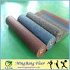 Gym rubber flooring ,gym rubber floor rolls