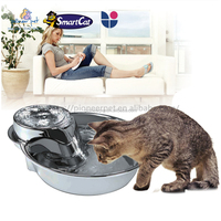 Multi Pet Stainless Steel for Dogs & Cats -large size