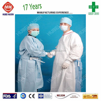 Surgical Instrument Wuhan Sterile Surgical Gown