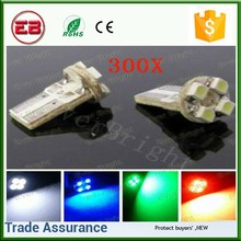 Trade assurance for T10 194 168 PCB W5W 1210 4 SMD LED Lights,Led Signal Bulbs ,t10 wedge led auto lamp