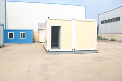 Good insulated Outdoor movable used office container