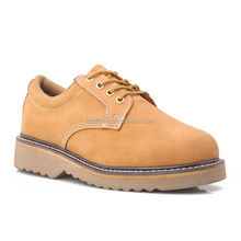 cheap steel toe work boot/genuine leather work boots/goodyear welt work shoes