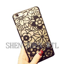 Lovely colorful cell phone case for apple iphone 5 5s 6