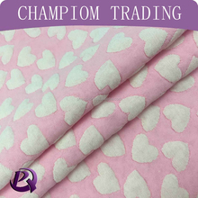 2015 China hot selling knitted quilt jacquard fabric for women garment