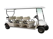 6 passager Golf électrique Buggy / DLG606-2