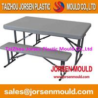 plastic detachable table mould.table top injection moulding,blow mould table