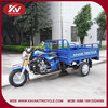 Guangzhou produce blue three wheel old fashioned tricycle