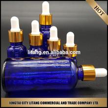 manufacture ! black eliquid glass bottle 15ml 20ml 30ml paper tubes Eliquid glass bottles manufacturer with child proof