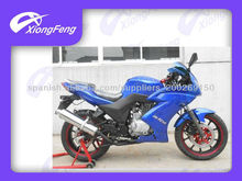 Hermoso diseño 150CC motocicleta de moda, deporte de la motocicleta