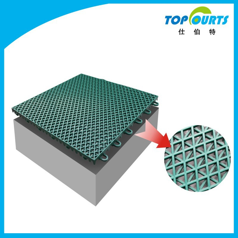 Outdoor indoor modular basketball court sports flooring for Indoor basketball court flooring cost