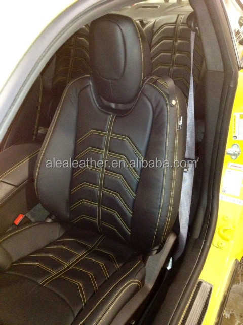 Perfect Customized Italian Leather Car Seat Cover For