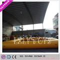 Cor sólida piscinainflável, amarelo piscina inflável, inflável gigante de piscinas