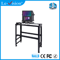 Passive 3D Cinema 3D System for Barco Projector /4D,5D,6D,7D Modulator with 7D Theater Chair