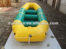 2012 Inflatable river raft