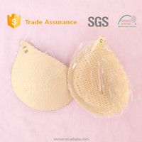 ES6602 2015 Wholesale Push up Lace Invisible Silicone Bra Pad for Swimwear