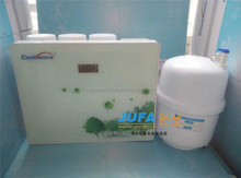 New domestic compact undersink 5 stages reverse osmosis 3.2g RO plastic water tank