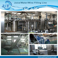 Hot sale plastic bottle pure water packaging plant
