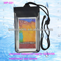 Universal dry bag waterproof for mobile phone