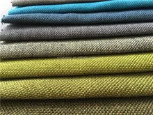 cotton & linen fabric for sofa covering and cushion