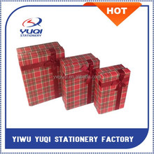High Quality Luxury Gift Box With Bow-knot For Wedding Gift Box