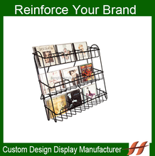 diy cd display racks provided by metal custom cd rack