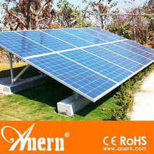 Polycrystalline Silicon PV Module 10kw solar system for small house