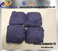 Anyang ferrosilicon ball manufacturer hot export to Korea