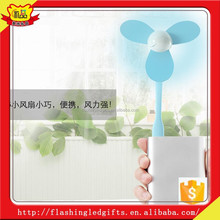 Personalized Logo Hand Fan Summer Promotional Business Gifts mini USB port fan as a gifts for students