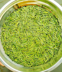 Zhuyeqing.Green Tea Hgh quality and aromatic taste green tea