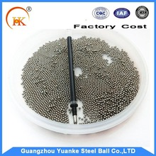 "Polishing Surface Treatment (3/64"")1.190mm Stainless Steel Ball"
