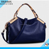 hot sale lady tote bag winter bag women pu leather bag wholesale factory custom fashion women handbag