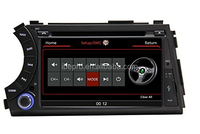 Wholesale Car DVD for ssangyong rodius with GPS
