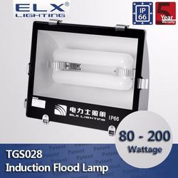 ELX Lighting induction flood light high quality ip65 china