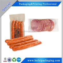 Alibaba China Supplier Vacuum Seal Food Package Bag Printing / Made in China Vacuum Bag / Sausage PA PE Vacuum Bag Printing