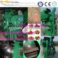 professional peanut decorticator/automatic peanut sheller/earthnut sheller