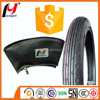 factory supply tires indonesia/motorcycle tube/tuk tuk bajaj tyre 250-18 motorcycle tyre inner tube