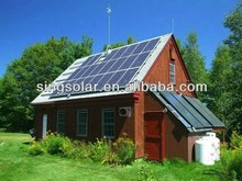 Supply 85w 18v sun power solar panel and cell lifetime 25years