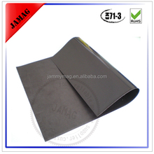 rubber magnetic sheet customized magnet