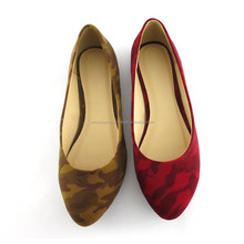 Good flats shoe for woman 2014 fashion style to lady elegant fashion flat shoes