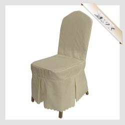 CC-170 Hot Sale Wedding Jacquard Sheepskin Chair Cover