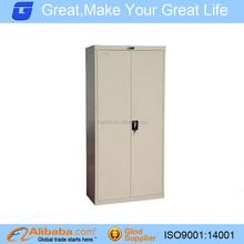 2 door M lock metal file storage cabinet