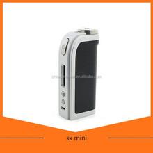 new herb vaporizer 2015 top selling in alibaba china 7w-60w sx mini temperature control mod 7w-60w temperature control box mod