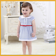 Latest dress designs photos girls casual dress hot selling baby girl summer dress
