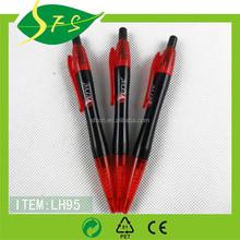 Promotional Plastic Pen With Logo/Plastic Ball Pen /Plastic Ballpoint Pen