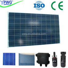 China cheap PV solar panel 250W price list