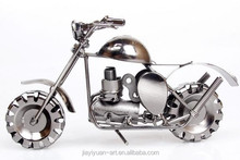 Factory Price Metal Bronze Motorcycle 3d Model for sale
