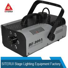 900W LED fog machine price with DMX512 colorful stage effect led smoke machine