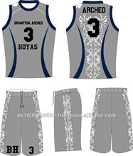 youth basketball uniforms fully sublimation