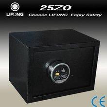 Easy operation of fingerprinter safe,biometric safe box
